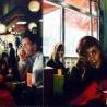 Paris, huile sur toile, 2,25x1 m, 1993-1198