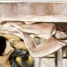 Sandrine, huile sur toile, 2,25x1 m, 1993-1198